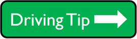 Textbox: Driving Tip