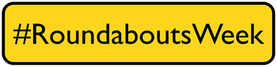 Textbox: #Roundabouts Week