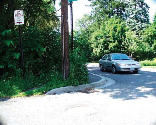 Vegetation Control For Safety Safety Federal Highway Administration