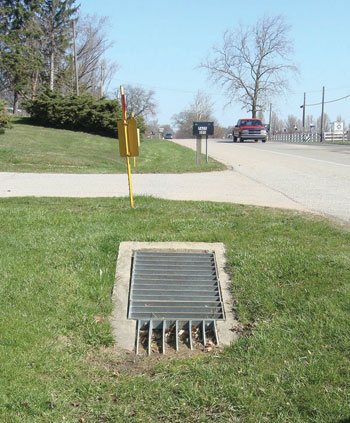 Maintenance of Drainage Features for Safety - Safety