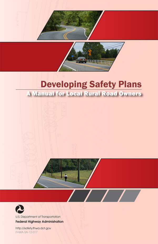 company safety manual template - developing safety plans a manual for local rural road