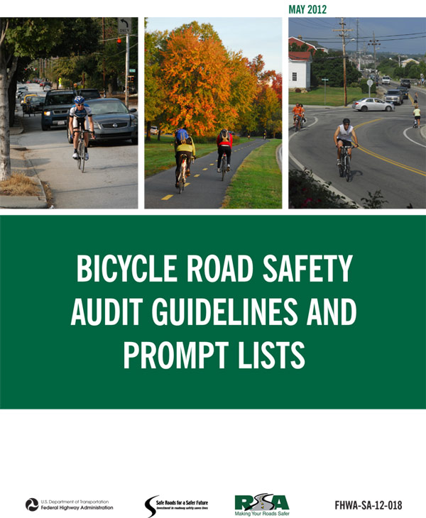 Bicycle Road Safety Audit Guidelines and Prompt Lists