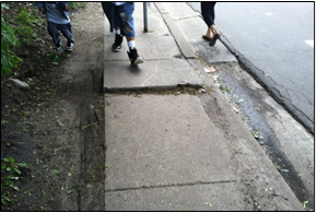 A Guide for Maintaining Pedestrian Facilities for Enhanced