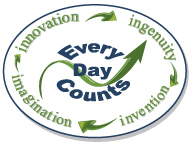 Logo: Every Day Counts