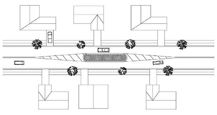 median barriers module 8