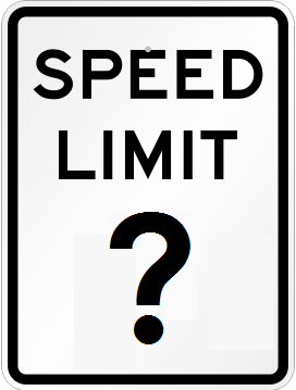 a discussion on us speed limits There's speed limits for a  forums » off-topic discussion » there's speed limits for a  on most limited access highways in the us the minimum speed is 40 mph.